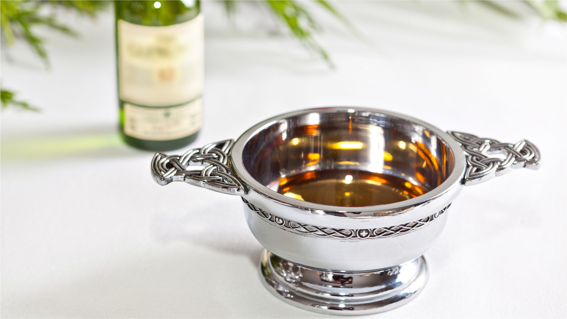 Scottish wedding tradition - The Quaich